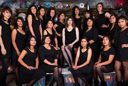 Das starke Team hinter dem fair fashion Label anzüglich
