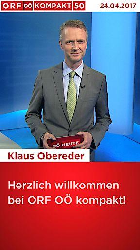 """Neues Nachrichtenformat im ORF Oberösterreich. Ab 24. April startet """"ORF OÖ kompakt"""" im ORF-Fernsehen, via WhatsApp und Facebook."""