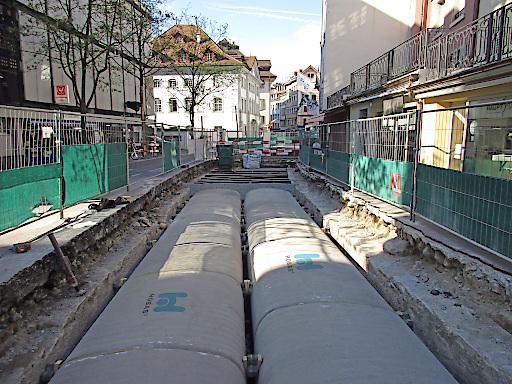 HOBAS liefert maßgeschneiderte Spezialrohre für Altstadtsanierung im Schweizer Luzern
