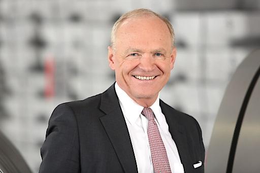 Dipl.-Ing. Helmut Wieser, Vorstandsvorsitzender der AMAG