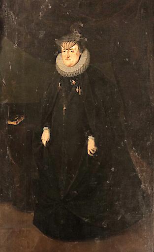 Anna Neumann von Wasserleonburg Ölbild (Maler nicht bekannt)