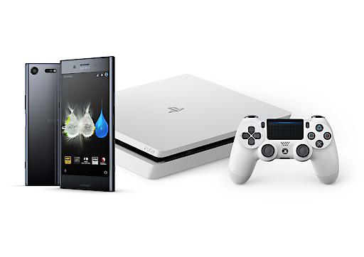 Sony XZ Premium und PS4 Slim in Weiß betreiberexklusiv bei Drei