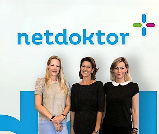 Im Bild (von links nach rechts): Dr. Eva Dichand, Ursula Gastinger, Barbara Konecny. www.netdoktor.at -http://www.be-perfect-eagle.com/