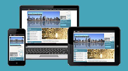 "Das ""Infocenter Immuno-Oncology"" liefert Aktuelles über den Onkologie-Kongress ASCO - via Livestreams, Videos, Print, Online, Newsletter und Social Media"
