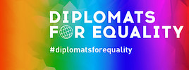 Fotograf: N/A, Fotocredit: #diplomatsforequality