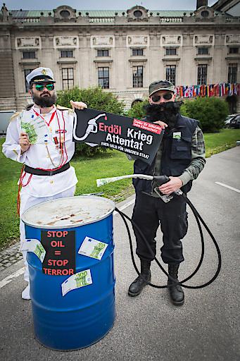 Österreich bekommt Freundschaftspreis des internationalen Terrors