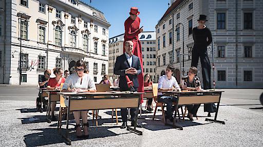 Parteipolitik raus aus den Schulen! Auch nach der geplanten Bildungsreform werden die Landeshauptleute in den Klassenzimmern stehen