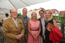 "Leopold Museum: ""Frühsommerliches Get-Together"" des Circle of Patrons"