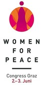Bild zu Logo WOMEN FOR PEACE 2017