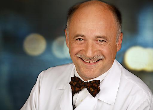 Obmannstellvertreter der Apothekerkammer Dr. Gerhard Kobinger