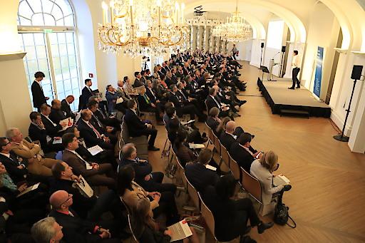 Vortrag am Kongress der Weltmarktführer