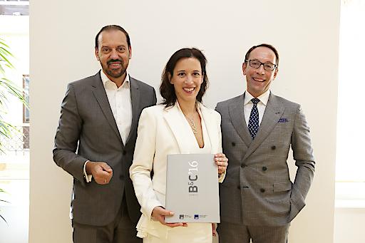 https://www.apa-fotoservice.at/galerie/9656 Wien - Die B&C Industrieholding hat die Geschäftszahlen und ihr Jahrbuch 2016 vorgestellt sowie gemeinsam mit dem Institut für Strategisches Management der Wirtschaftsuniversität Wien den 3. Österreichische Aufsichtsrats-Monitor 2017 präsentiert.