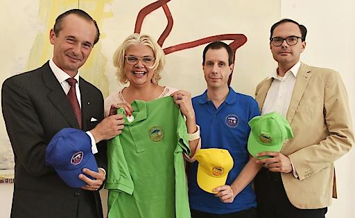 Vizebürgermeisterin Anja Hagenauer hat heute die MALTESER eingeladen, an der Barrierrefrei-Strategie der Stadt Salzburg mitzuwirken.