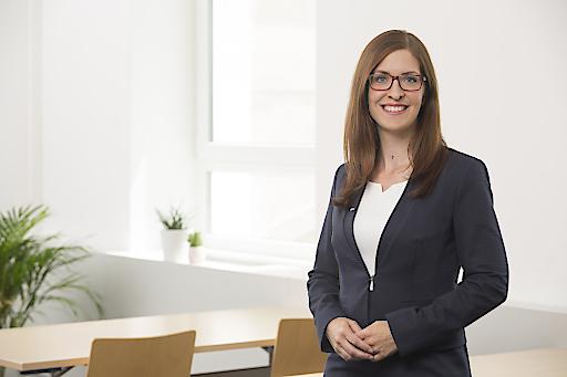 MMag.a Tanja Adamcik, Studiengangsleiterin des Bachelorstudiengangs Aging Services Management an der Ferdinand Porsche FernFH.