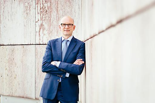 Markus Sebastian, Geschäftsführer Marketing und Vertrieb der L&R Unternehmensgruppe.