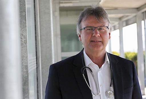 Dr. Peter Kritscher, UNIQA Mediziner
