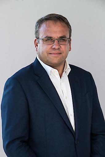 Edgar Rainer bekleidet seit August die Funktion Director Business Strategy bei FACC.