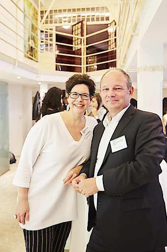 """""""Wir wollen gerade jetzt zeigen, dass diese Vielfalt durch Zuwanderung Österreich stärkt"""", so Marek und Wesely"""