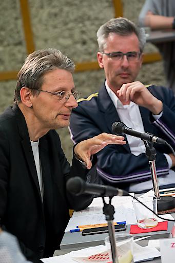 DI Peter Bauer, Präsident der Kammer der ZiviltechnikerInnen für Wien, Niederösterreich und Burgenland