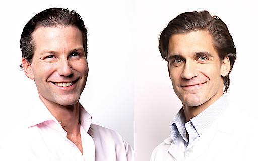 PAE-Experten-Team Prof. Dr. Markus Margreiter und Prof. Dr. Florian Wolf