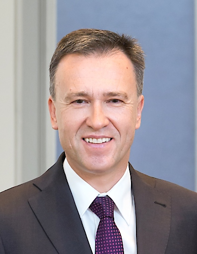 Christian Jauk, MBA, MAS, Vorsitzender des Vorstandes