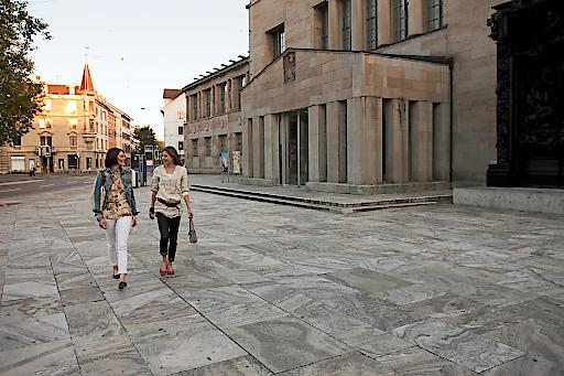 Schweiz. ganz natürlich. Das Kunsthaus Zürich präsentiert Werke vom 13. Jahrhundert bis in die Gegenwart.