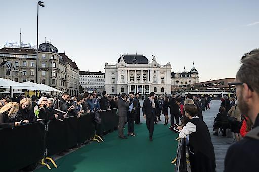 Zürcher Film Festival ZFF, Green Carpet