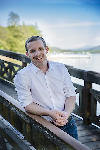 Mag. Roland Sint, Geschäftsführer der Wörthersee Tourismus GmbH.