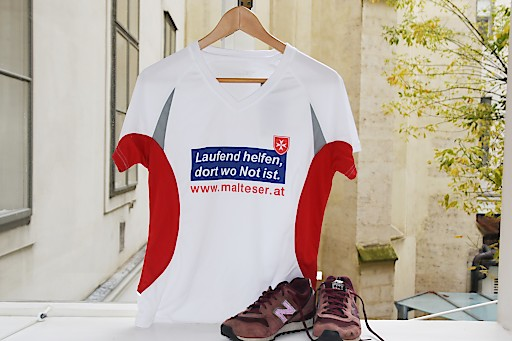 MALTESER Laufshirt