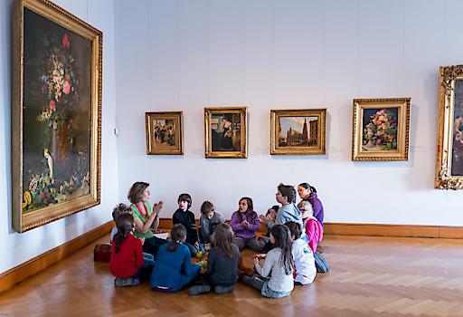 Bild: Das Museum als Sprachpartner | Museumsbund ...  Bild: Das Museu...