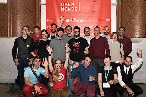 Open Minds Award OrganisatorInnen