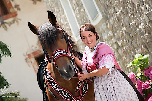 Der Pferdeherbst Mils ist die größte traditionelle Pferdeveranstaltung in Österreich.