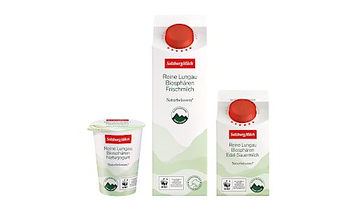 Reine Lungau - Milchprodukte aus dem Biosphärenpark