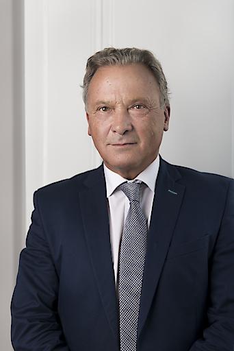 Dr. Rupert Wolff, Präsident des Österreichischen Rechtsanwaltskammertages (ÖRAK)