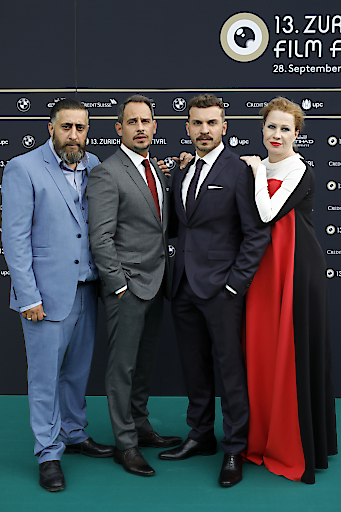Bild Gefeierte Weltpremiere Auf Dem Zürich Film Festival Von özgür