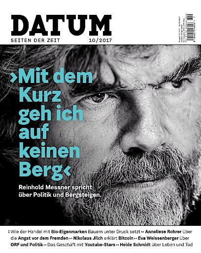 """Messner: """"Mit dem Kurz gehe ich auf keinen Berg"""""""