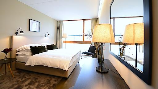 Zimmer im neuen franz FERDINAND Mountain Resort