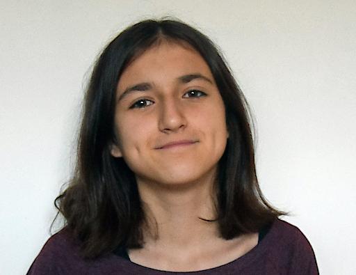Sara Radosevic, 14, aus Wien - Teilnehmerin