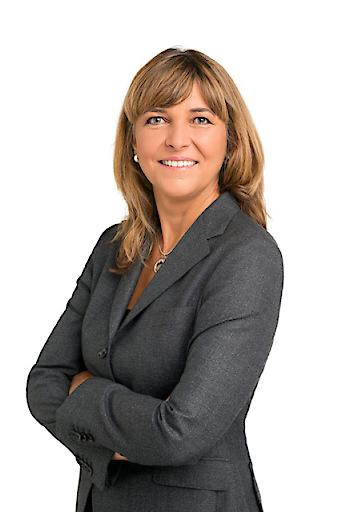 Christa Hofmann ist für die Medienlöwin in Silber nominiert.