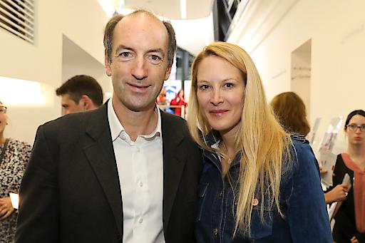 Eva und Christoph Dichand