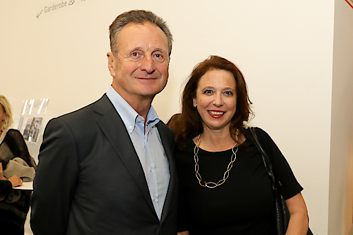 Rüdiger Lainer und Michaela Mischek