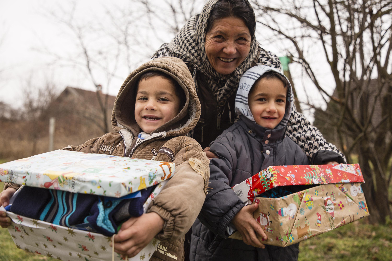Weihnachten Im Schuhkarton Org.Rund 4 800 Abgabestellen Für Weihnachten Im Schuhkarton