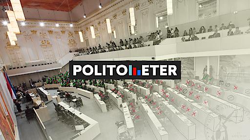 Politometer - Datenbank des Abstimmungsverhaltens des österreichischen Nationalrats