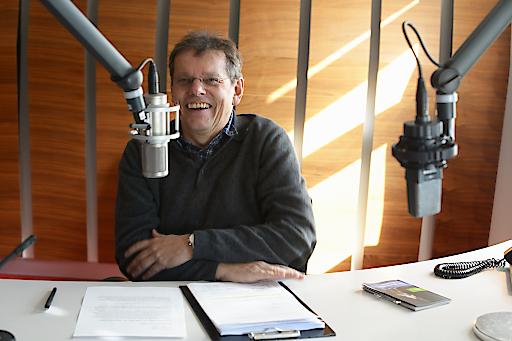 Dr. Karl Renner-Publizistikpreis für das Lebenswerk geht heuer an ORF-Radiojournalisten Rainer Rosenberg.