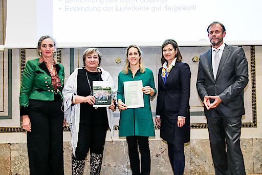 Pfizer Austria zum zweiten Mal in Folge mit dem Austrian Sustainability Reporting Award (ASRA) prämiert.