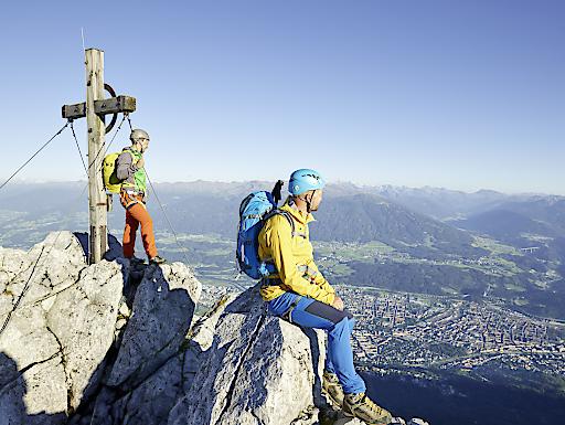Die Tourismuszahlen von Innsbruck Tourismus auf Rekordhoch: Einen wesentlichen Beitrag zum Erfolg lieferte das aktuelle Sommerergebnis 2017 mit 884.000 Ankünften (+6,2%) und 1,7 Millionen Nächtigungen (+6,8%).