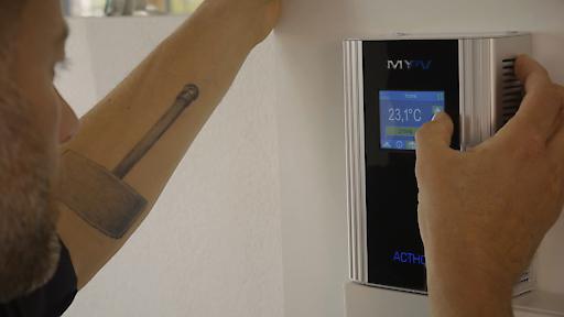 Warmwasser & Heizung mit Photovoltaik - Teaser no2 deutsch