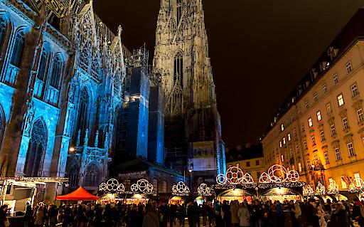 Weihnachtsmarkt am Stephansplatz, 1010 Wien