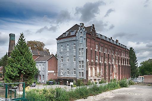 """Außenansicht """"MILESTONE Aachen Campus West"""""""
