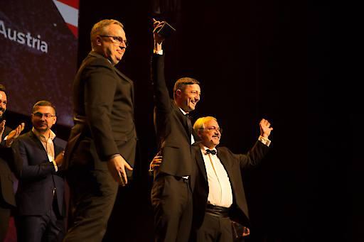 Preisverleihung - Bea Awards in Porto